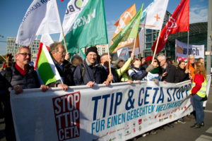Parlamento Europeo nega dibattito su CETA