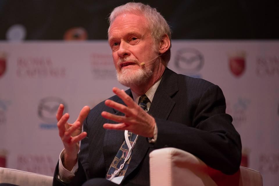 IPB to award Sean MacBride Peace Prize 2016 to Colin Archer