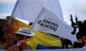 Colombie : Le congrès se prépare à approuver les accords de paix