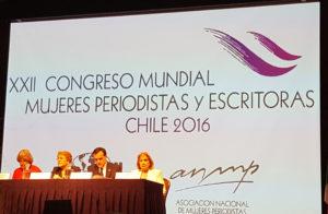 XXII Congreso mundial de mujeres periodistas y escritoras