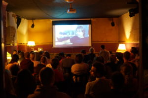 Movie night in Berlin: Debt is the money of the rich