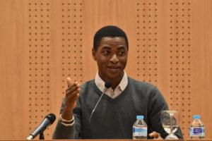 Mahmud Traoré reivindica el derecho a migrar