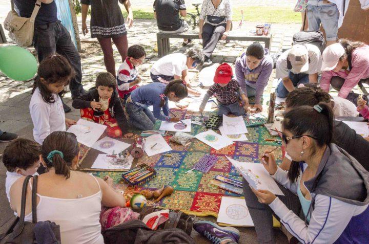 Feria de Iniciativas Noviolentas: 5ta edición en Ecuador