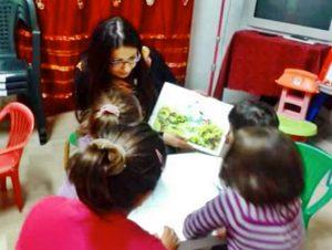 La principessa Librosia e la Biblioteca dei piccoli