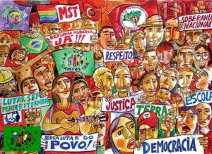 La Vía Campesina denuncia la creciente criminalización y persecución contra el campesinado en Brasil