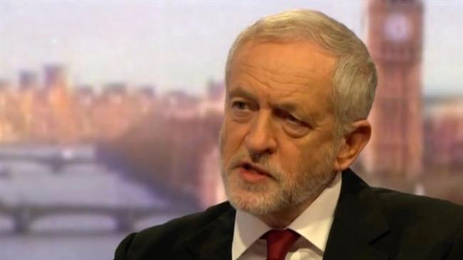 Corbyn condemns 'fake anti-elitism' of Trump and Farage