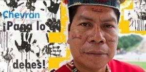 L'Équateur et son combat contre l'impunité de Chevron