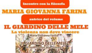 La violenza non deve vincere: incontri con Maria Giovanna Farina