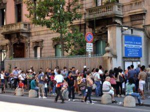 Lettera di diffida di ASGI e Naga alla Questura di Milano