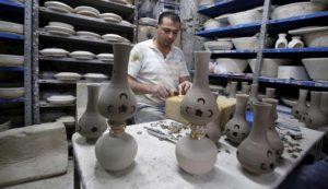 Palestina, la resistenza degli artigiani