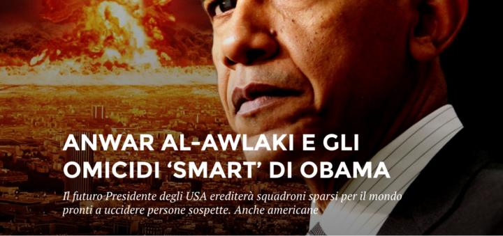 Anwar al-Awlaki e gli omicidi 'smart' di Obama