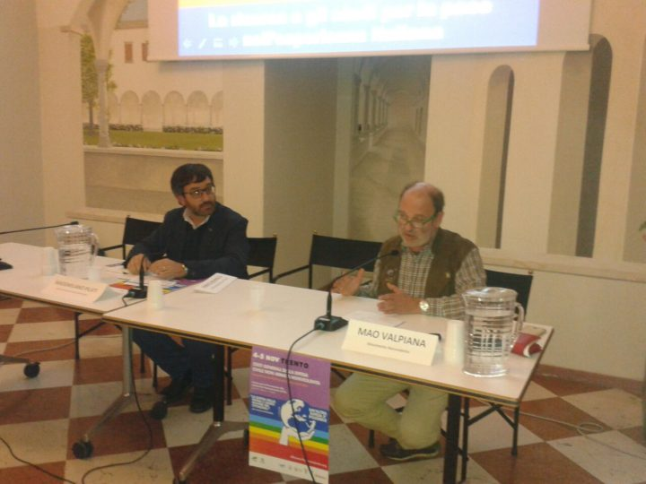 Conclusi a Trento gli Stati Generali della Difesa Nonviolenta