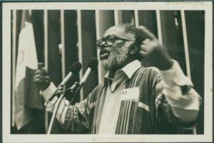 Mostra em SP apresenta legado de Abdias Nascimento no combate ao racismo