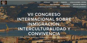 VII Congreso Internacional sobre Inmigración, Interculturalidad y Convivencia