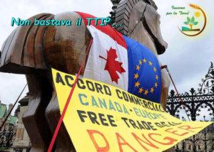 Parlamento Europeo: ecco i nomi di chi protegge CETA e TTIP
