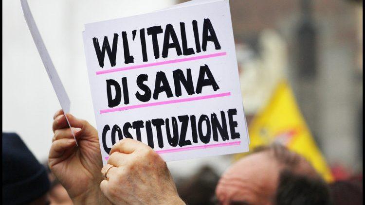 costituzione italia sana e robusta