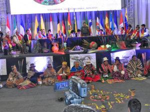 Bolivia: se desarrolla la III Cumbre Continental Indígena del Abya Yala