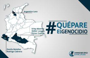 Colômbia: em carta aberta, FARC pedem que Santos aja contra assassinatos de líderes sociais