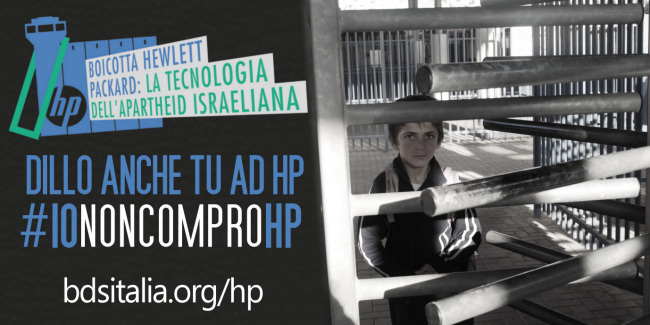 Hewlett Packard rimossa dal programma del convegno sull'etica a Milano