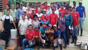 Cuba : La Brigade Henry Reeve a fait baisser le nombre de cas de choléra et de paludisme en Haïti