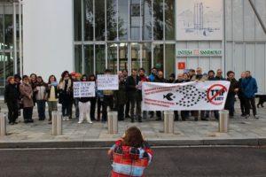 Torino in piazza per il #StopCETAday