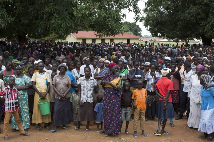 Global Humanitarian Appeal for 2017 Requires Record $22.2 Billion in Funding