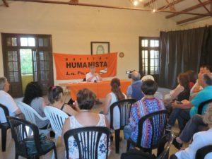 """Santa Rosa: presentación del libro de Sullings """"Encrucijada y futuro del ser humano"""""""