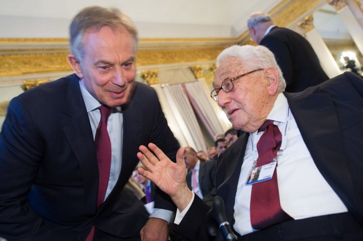 "Nobel Peace Watch:  ""Arrest Henry Kissinger!"""