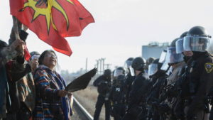 Standing Rock: Justice Dept. Will Not Send Federal Officers to Aid in Police Crackdown
