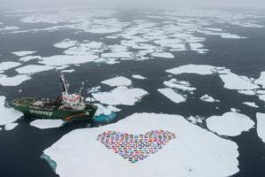 Greenpeace: finalmente vietate le trivellazioni nell'Artico, un Buon Natale per balene e orsi polari