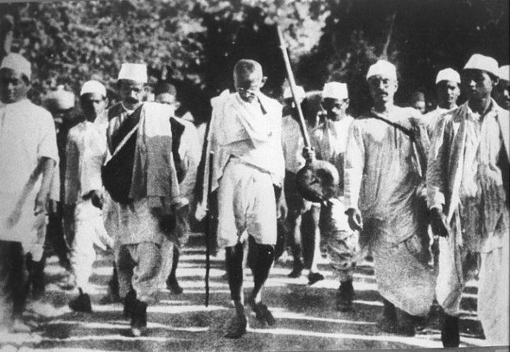Gandhi y El Desarrollo Sustentable