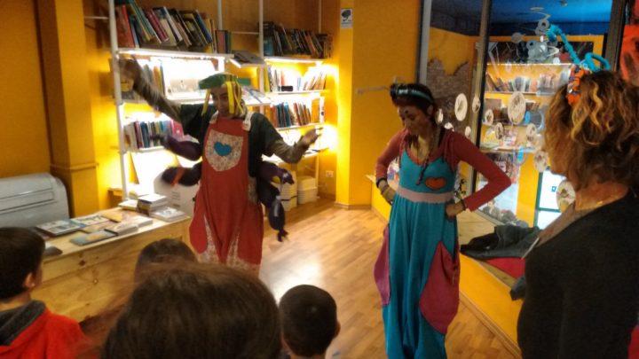 """Präsentation des Kinderbuches """"Ein unerwarteter Freund"""" bei Explora in Rom"""