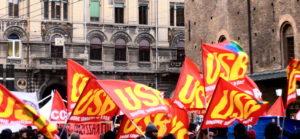 Parma: attentato incendiario alla sede USB