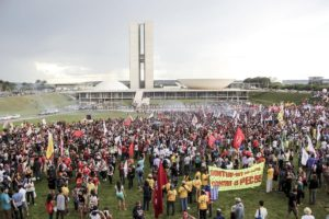 O Brasil contra PEC 55: confira a agenda de atos nesta terça-feira