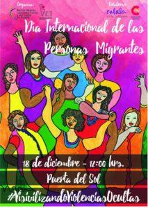 18D: Madrid se entrega al Día Internacional de las Personas Migrantes