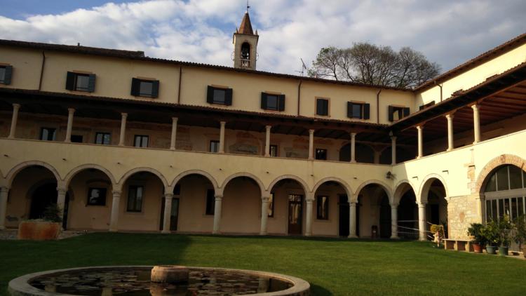 Monastero del Bene Comune a Sezano (VR)