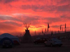 Crystal Zevon: la resistencia en Standing Rock tiene una sólida base espiritual