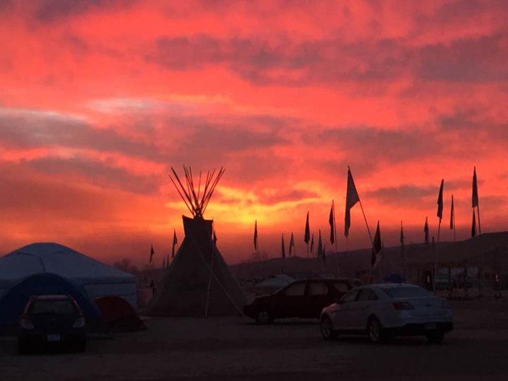 Crystal Zevon: ο αγώναs στο Standing Rock υποκινείται από ένα βαθύ πνευματικό υπόβαθρο