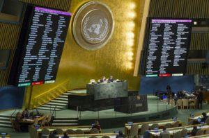 [Vote de confirmation] Traité d'interdiction des armes nucléaires : Plus que quelques jours avant le vote à l'ONU !