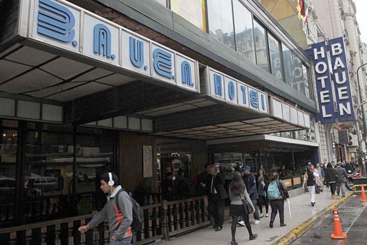 """Hotel Bauen: """"Con el veto corremos peligro de que nos desalojen"""""""