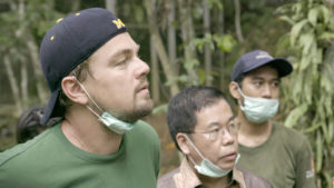 """Before the flood"": il docu-film di Leonardo Di Caprio sul cambiamento climatico"