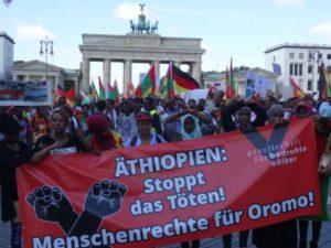 Etiopia: indagine indipendente per il massacro degli Oromo