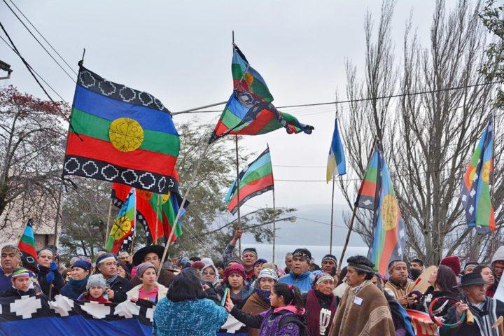 Avanzada represiva contra el Pueblo Mapuche