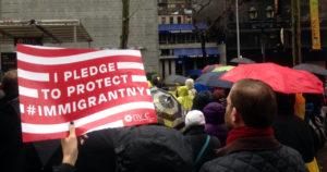¡Marcha en Nueva York por los Derechos de los Inmigrantes!