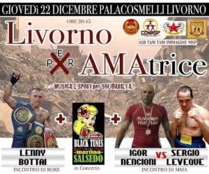 Livorno per Amatrice
