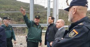 Gobierno Español anuncia nuevas medidas frente a saltos a la valla en Ceuta
