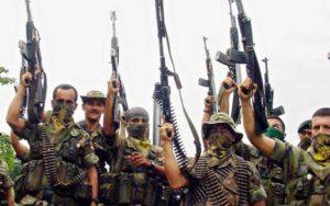 La pace in Colombia e i neo-paramilitari