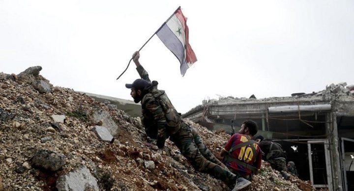 Alep ou la victoire de l'enfer montrant l'inhumanité de l'homme