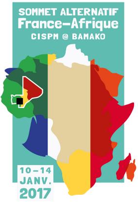 Sommet alternatif CISPM France-Afrique 2017