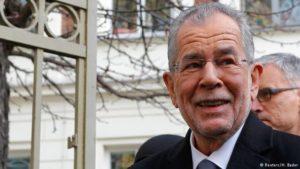Hochrechnungen: Van der Bellen neuer österreichischer Bundespräsident